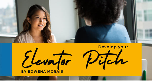 Develop Your Elevator Pitch - Digital Confluence